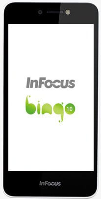 InFocus Bingo 10 smartphone with dual SIM & dual flash camera
