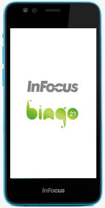 Infocus Bingo 21 latest smartphone in India