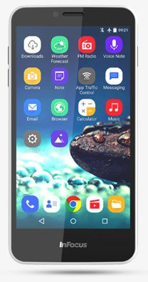 InFocus M370 Mobile phone with great specifications