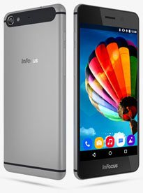 Infocus M808 Smartphone comes with metallic body and best sound quality